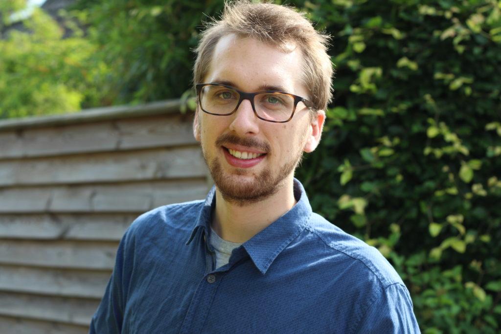 Porträt Fabian Oestreicher