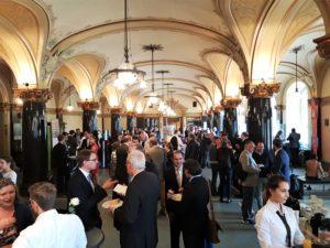 Wuppertaler Stadthalle als Veranstaltungshalle des G-Forum 2017