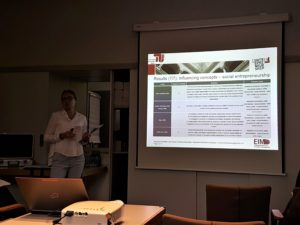 Elena Mostovova: Social innovation and social entrepreneurship concepts: Structural literature review with bibliographical elements