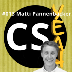Matti Pannenbäcker im CSyeah Podcast