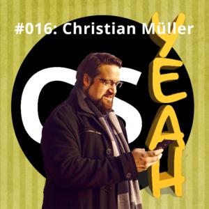 Christian Müller bei CSyeah